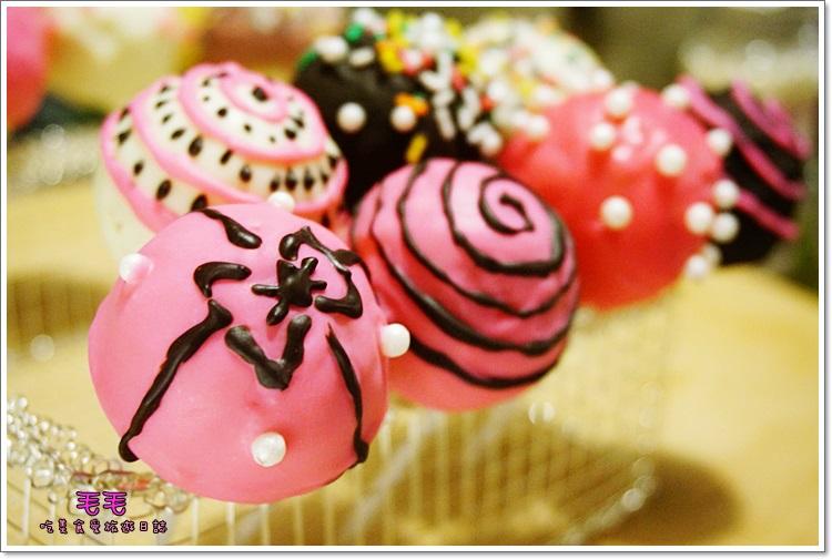 ♥毛毛♥ 彩繪棒棒糖蛋糕 繽紛又可愛♥