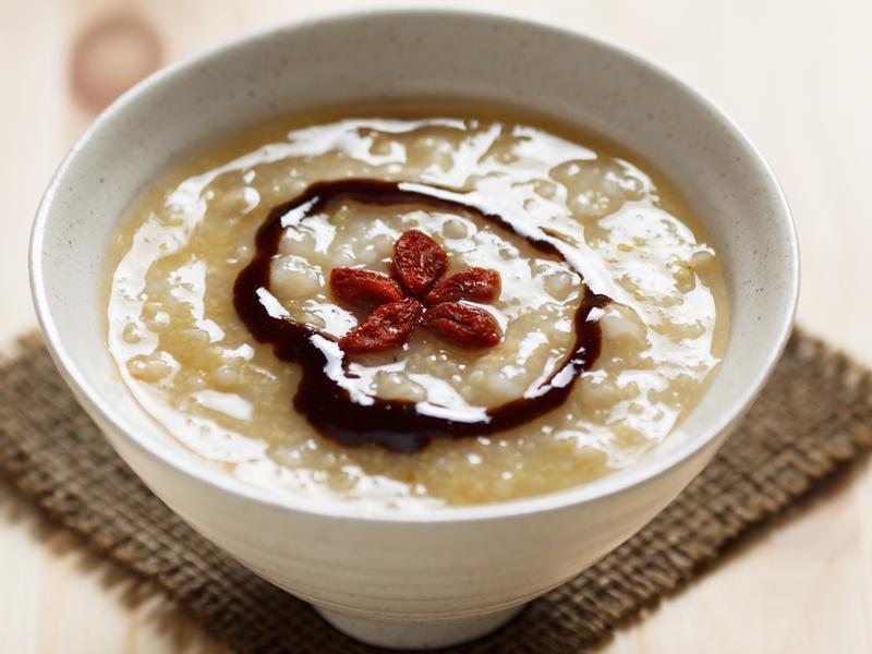 黑糖桂圓小米粥(電鍋+瓦斯爐雙版本)