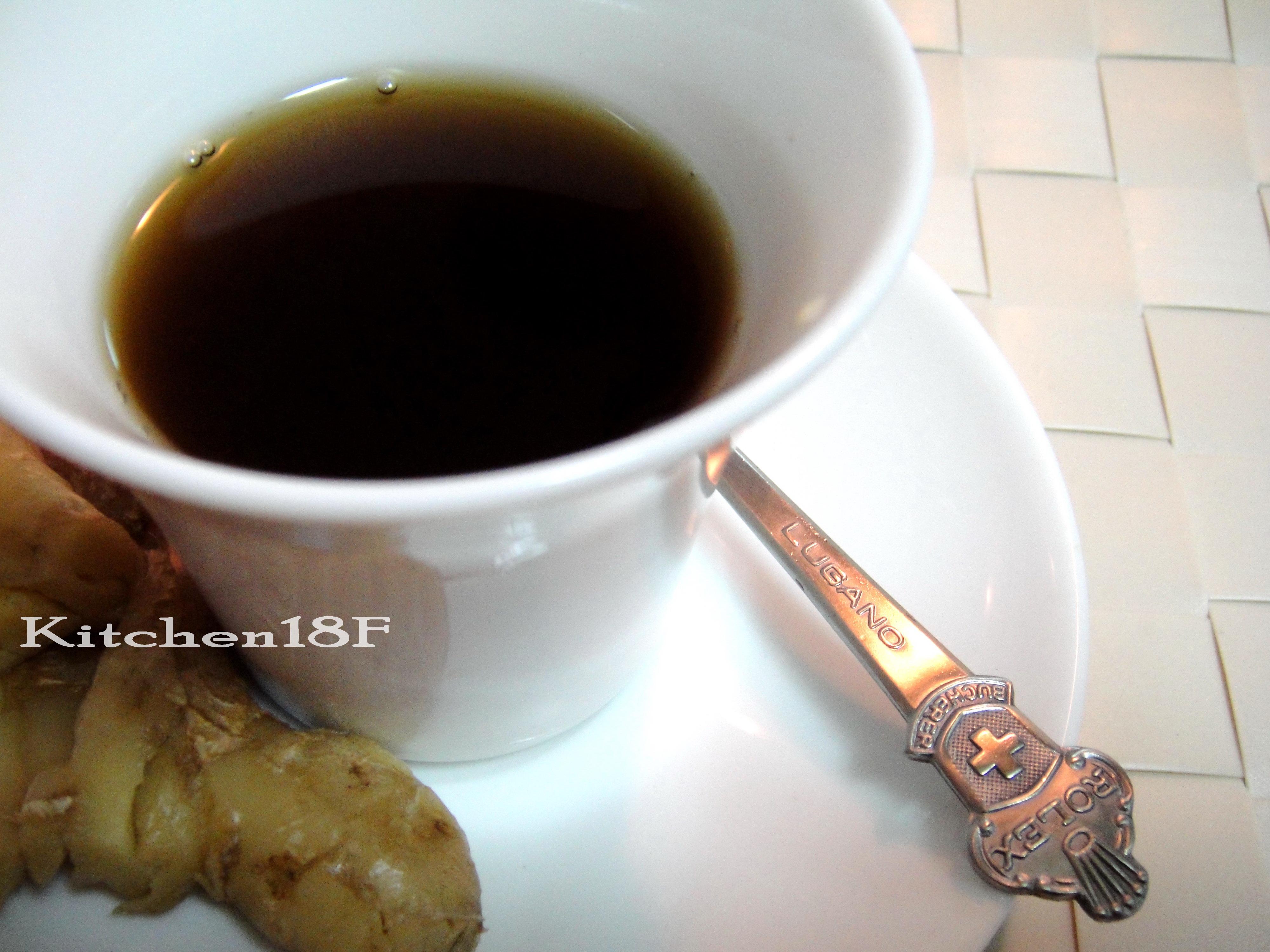 黑糖薑茶_電鍋料理