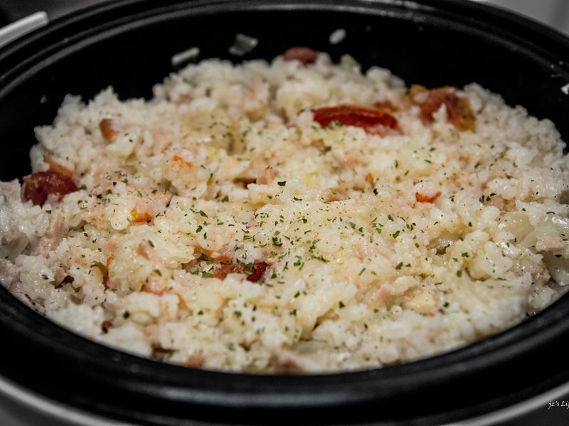 塔吉鍋 番茄燉飯