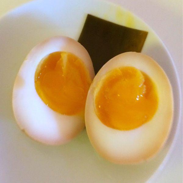 昆布醬油溫泉蛋