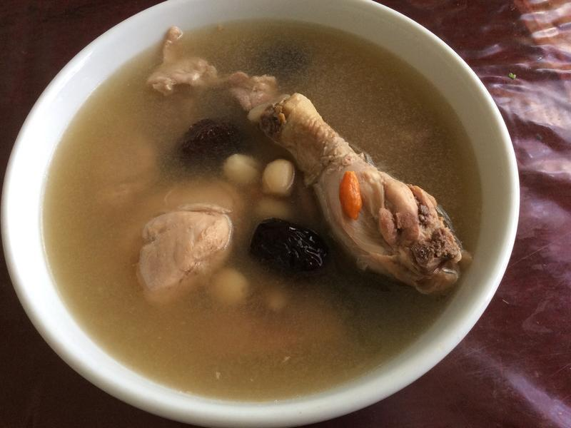 錦蓮蔘芪湯