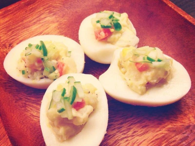 【空姐愛煮菜】馬鈴薯泥雞蛋沙拉