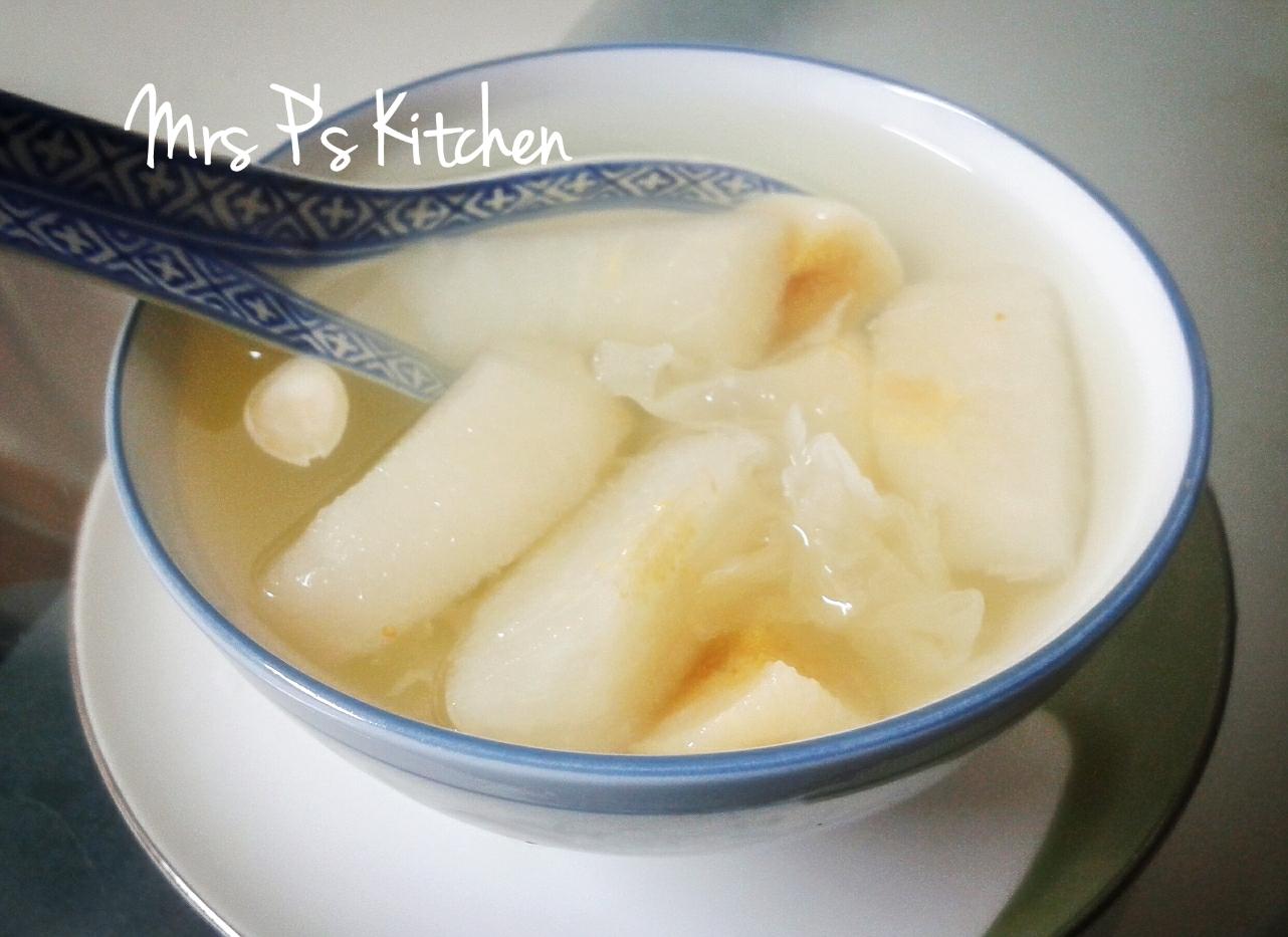 超滋潤雪梨水 [簡易食譜]