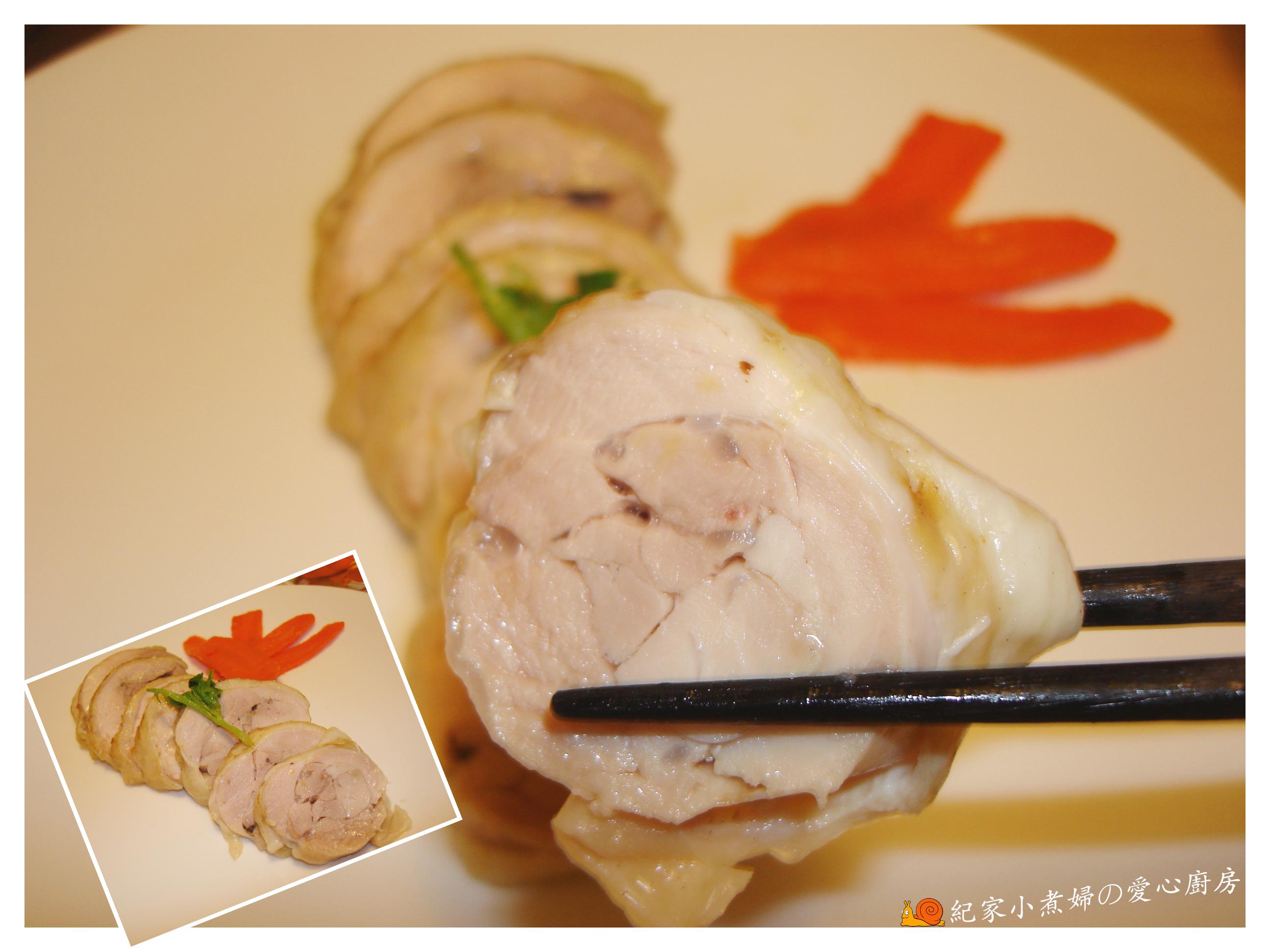 花椒雞+椒麻雞四個步驟完成