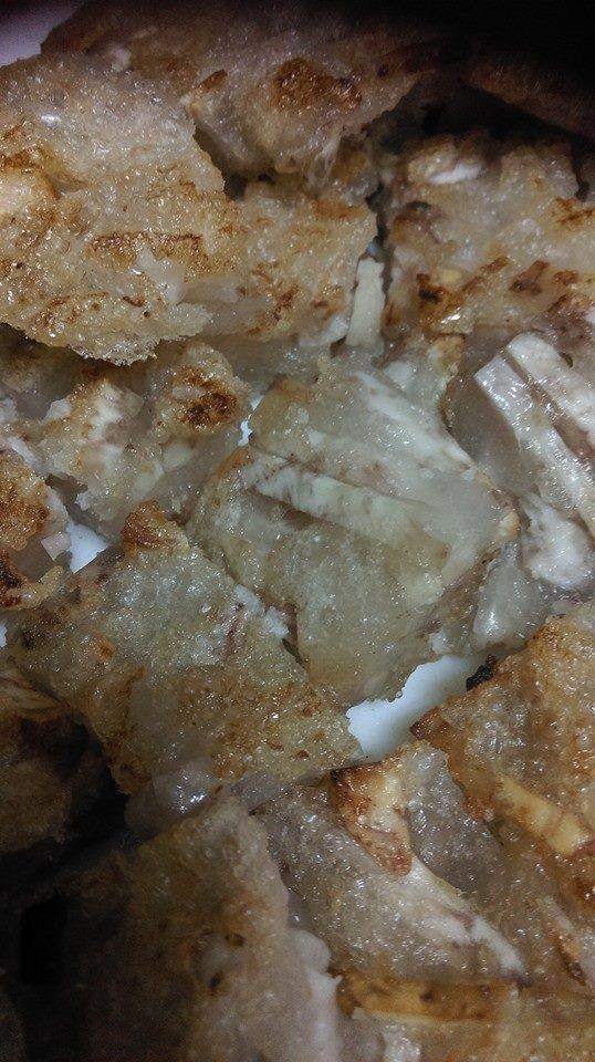 水晶芋籤粿