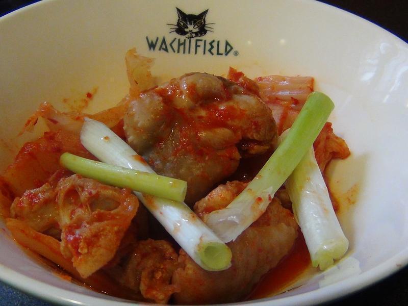 韓式泡菜炒雞腿 [放山古早雞在我家]