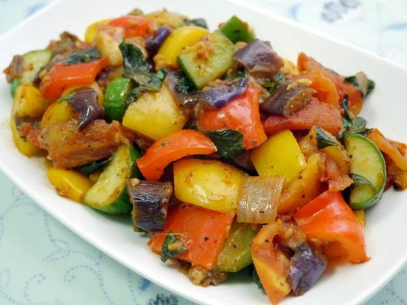 普羅旺斯燉菜(法式雜菜燴)