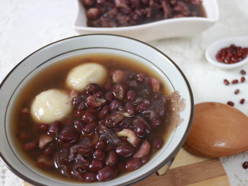 白耳蓮子紅豆湯『飛利浦萬用鍋』