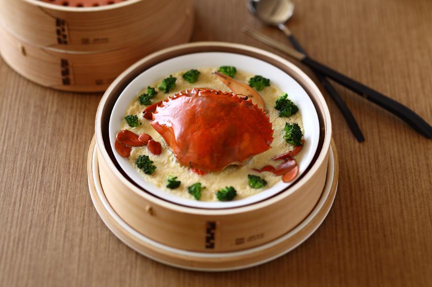 JIA Inc.蒸鍋蒸籠 芙蓉清蒸肥蟹