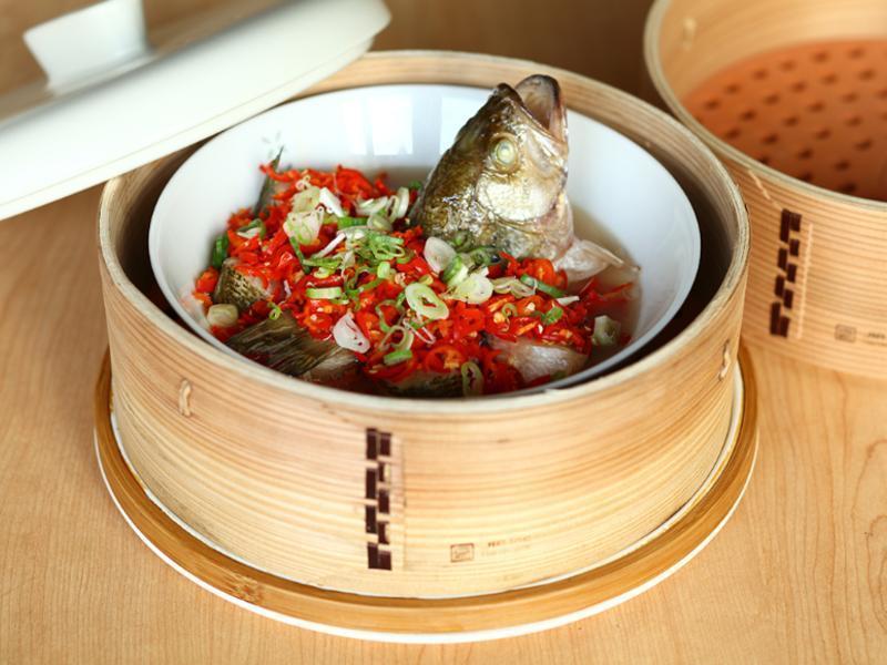 JIA Inc. 蒸鍋蒸籠|剁椒蒸鮮魚
