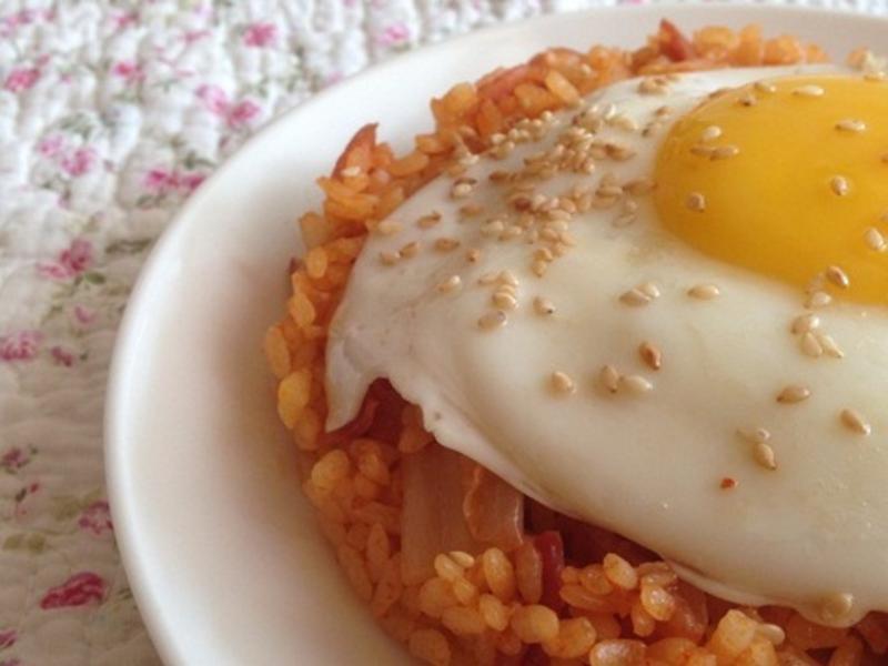 KURI's│泡菜炒飯