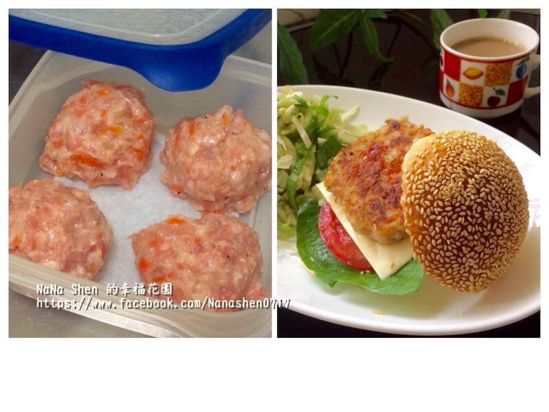 健康又多汁【漢堡肉排】
