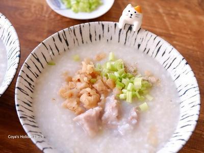 简单熬煮绵密又可以的黑米粥小米开花跟排骨一起煮吗图片