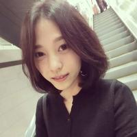 在台灣的韓國小孫女