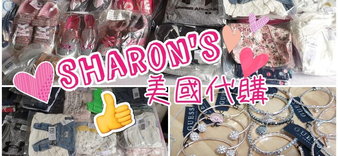 Sharon Yang 的個人封面
